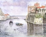 Jess Coulthard: Staithes