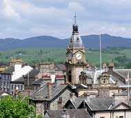 Picture of Kendal town hall